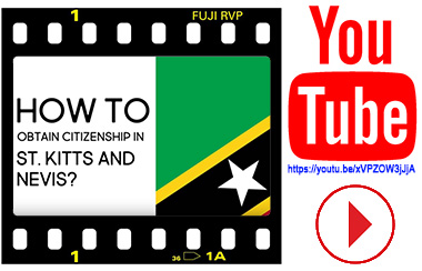 How to obtain citizenship in St.Kiss and Nevis?