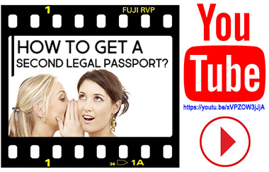 How to get a Second Legal Passport?